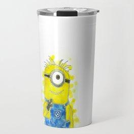 Despicable Me Minion Travel Mug