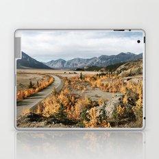 Fall Yukon Valley Laptop & iPad Skin