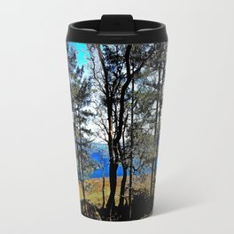 Trees, Daylight Stoney Hill Travel Mug