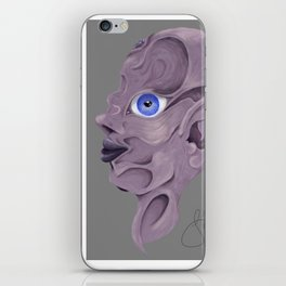 The Indents iPhone Skin