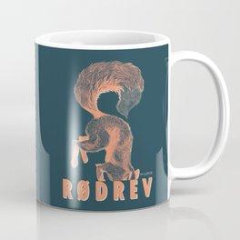 Red Fox / Rødrev / Vulpes Vulpes Coffee Mug