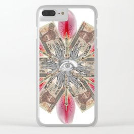 CYCLE Clear iPhone Case