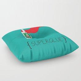 SuperGlue Floor Pillow