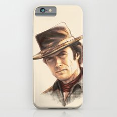Clint Eastwood tribute Slim Case iPhone 6s