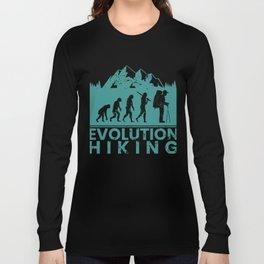 Hiking Evolution Long Sleeve T-shirt