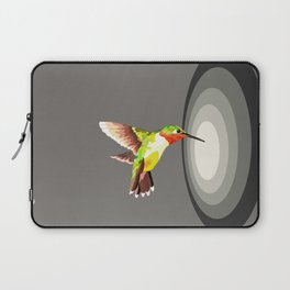 Hummingbird Design Laptop Sleeve