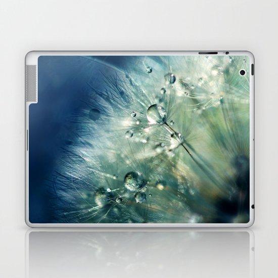 Dandelion Drama Laptop & iPad Skin