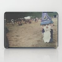 wizard iPad Cases featuring Wizard by Gabrielle Wall
