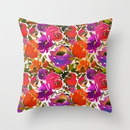 Spring is in the air 103 Throw Pillow