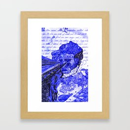 F.K. Preston Framed Art Print
