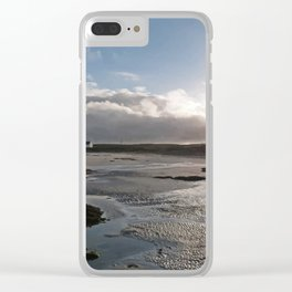 Connemara Coast #4 Clear iPhone Case