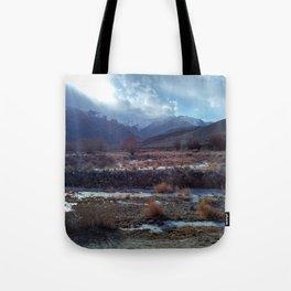 Ladakh colours Tote Bag
