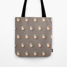 Rey Flat Design Mosaic Tote Bag