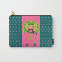 Brazil is Carnival  Carry-All Pouch