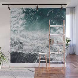 Cliff Life Wall Mural