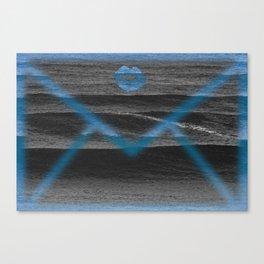 Return Address Canvas Print