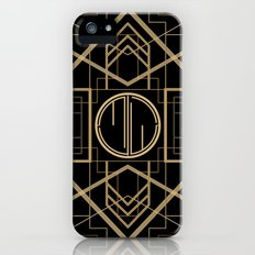 MJW- GREAT GATSBY STYLE Slim Case iPhone (5, 5s)