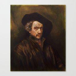 Morgant Canvas Print