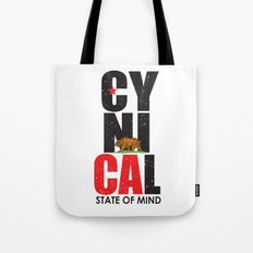 CyniCAl Tote Bag