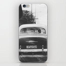 Car iPhone Skin