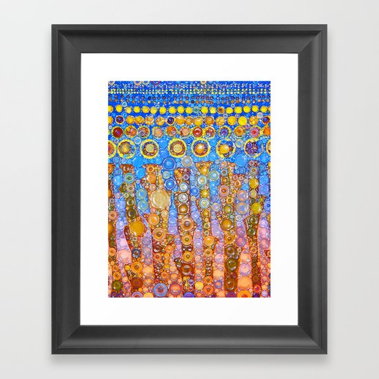 :: Indiana Corn Candy :: Framed Art Print