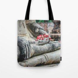 Phuang Malai for the Buddha Tote Bag