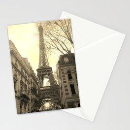 Eiffel Tower Stationery Cards