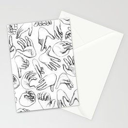 The SENSUALIST Collection (Tact) Stationery Cards