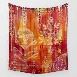 Nomadic Tree of Life Wall Tapestry