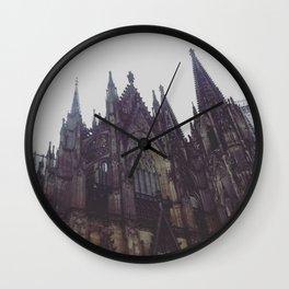 Cathedral Wall Clock