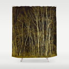 ARBRES Shower Curtain