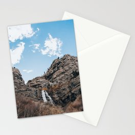 Bridal Veil Falls Stationery Cards