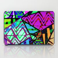honeycomb iPad Cases featuring Honeycomb by Sarah Bagshaw
