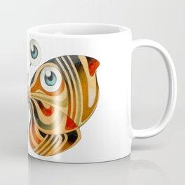 four eyes butterfly (ORIGINAL SOLD). Coffee Mug