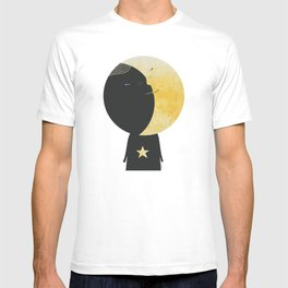 The day I kissed the Moon T-shirt