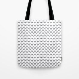 Edna Mode White Pattern nº1 Tote Bag