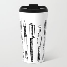 Pencil Case 1 - Artschool Travel Mug