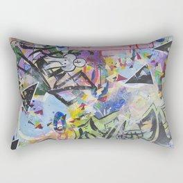 Brick Lane Market #1 Rectangular Pillow