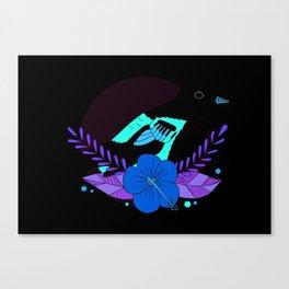 Ula-'ai-hawane Canvas Print