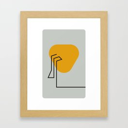 The Things You Will See - No. 6 Framed Art Print