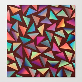 Geometric Pattern VI Canvas Print