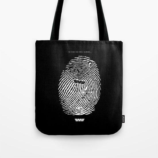 Prometheus. Tote Bag