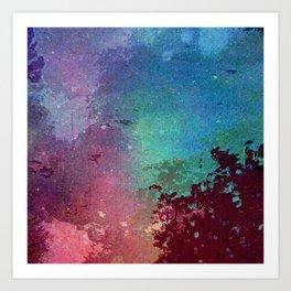 spectral variant Art Print