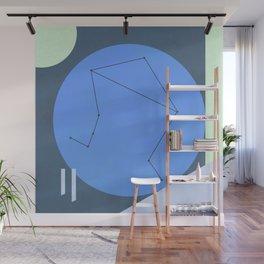 LIBRA (MODERNISM) Wall Mural