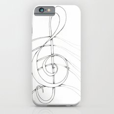 Clef Point iPhone 6s Slim Case
