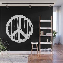 Toxic Peace Wall Mural