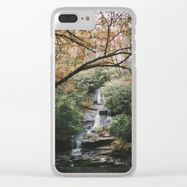 Tom Branch Falls Clear iPhone Case