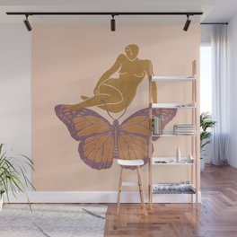 CARRY ME Wall Mural