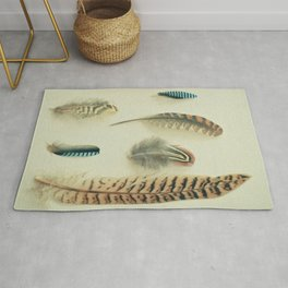 The Feather Collection Rug