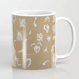 Matisse, Oceania, the Sea, 1946 Artwork Reproduction for Wall Art, Prints, Posters, Men, Women, Yout Coffee Mug